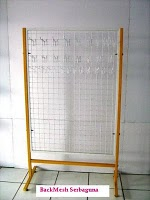 Backmesh Include Stand