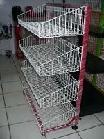 Perlengkapan toko minimarket swalayan supermarket